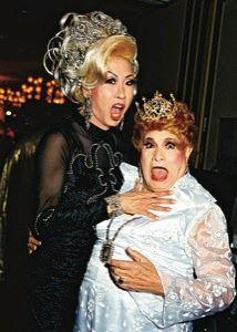 Mama Jose Boston coronation 2004