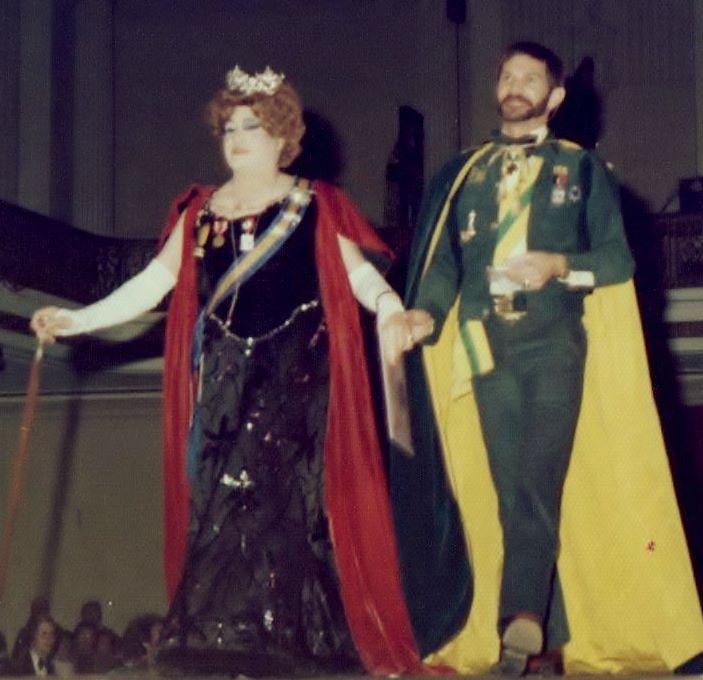 Jose and Bob Kramer Seattle ICS 1976