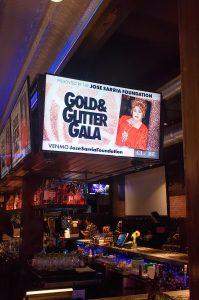 Gold and Glitter Gala 2021